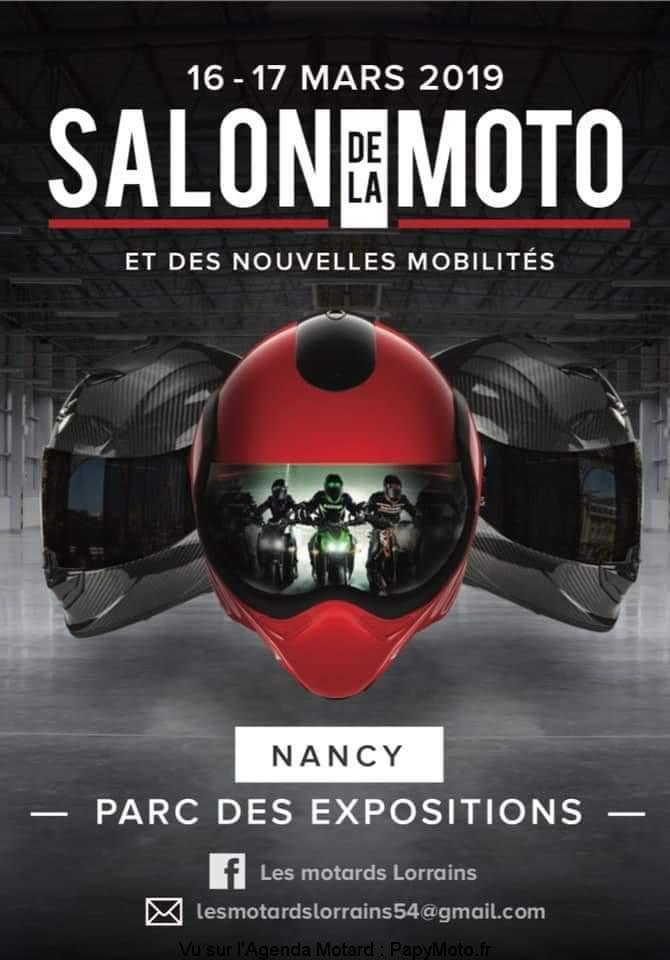 Salon de la Moto -  16 & 17 Mars 2019 - Parc des Expositions  -Nancy Salon-15
