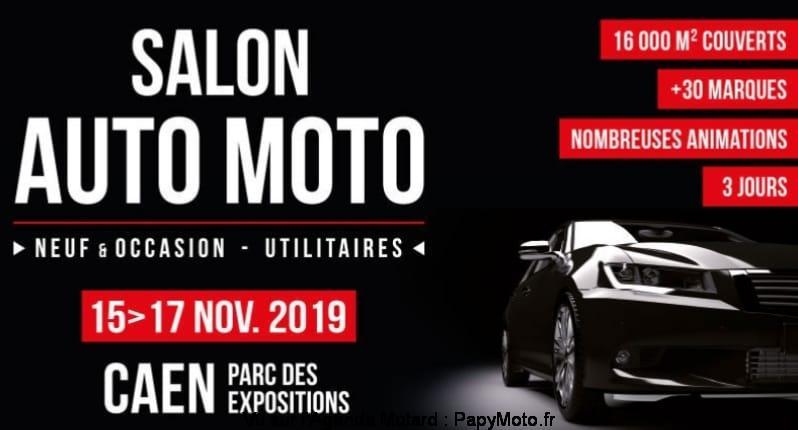 MANIFESTATION - Salon Auto & Moto -15 au 17 Novembre 2019 - Parc des Expositions ( CAEN ) Salon-27