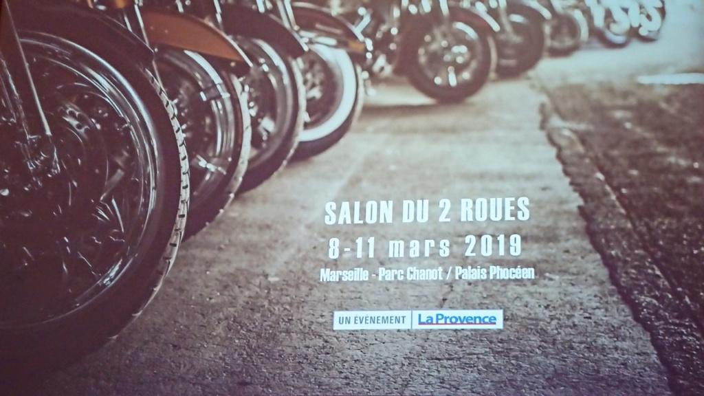 Salon du deux roues - 8 au 11 Mars 2019 - Marseille  - Parc Chanot / Palais Phocéen Salon_11