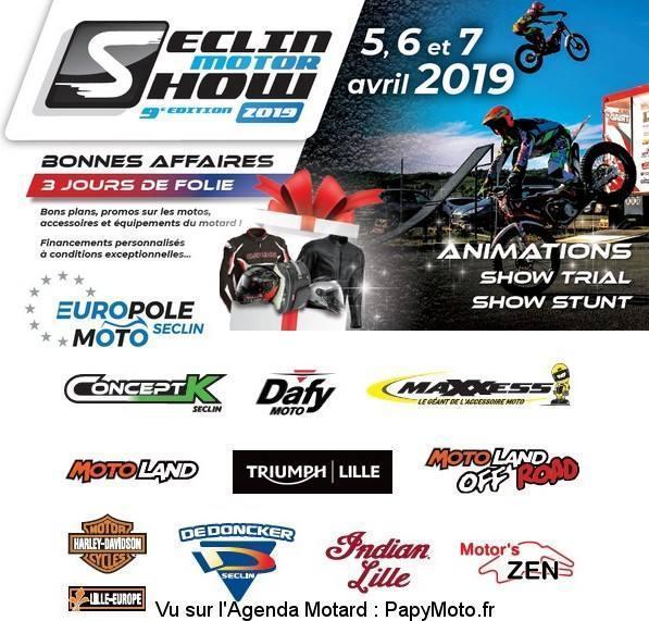 Seclin Motor Show - 5 - 6 - & 7 Avril 2019 - SECLIN  Seclin10