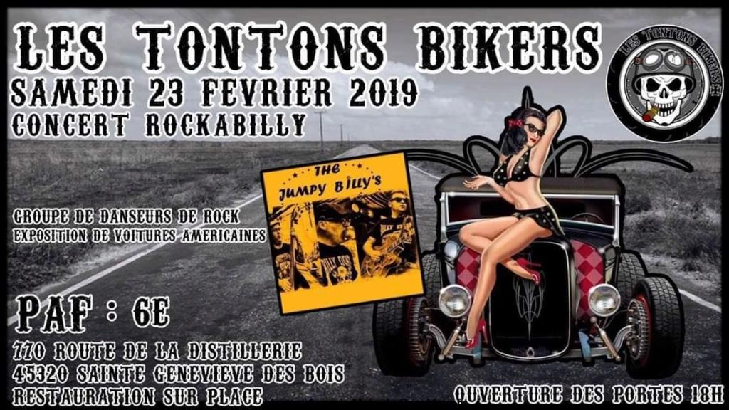 Support Party - Samedi 23 février 2019 - SAINTE GENEVIEVE DES BOIS (45320) Suppor12