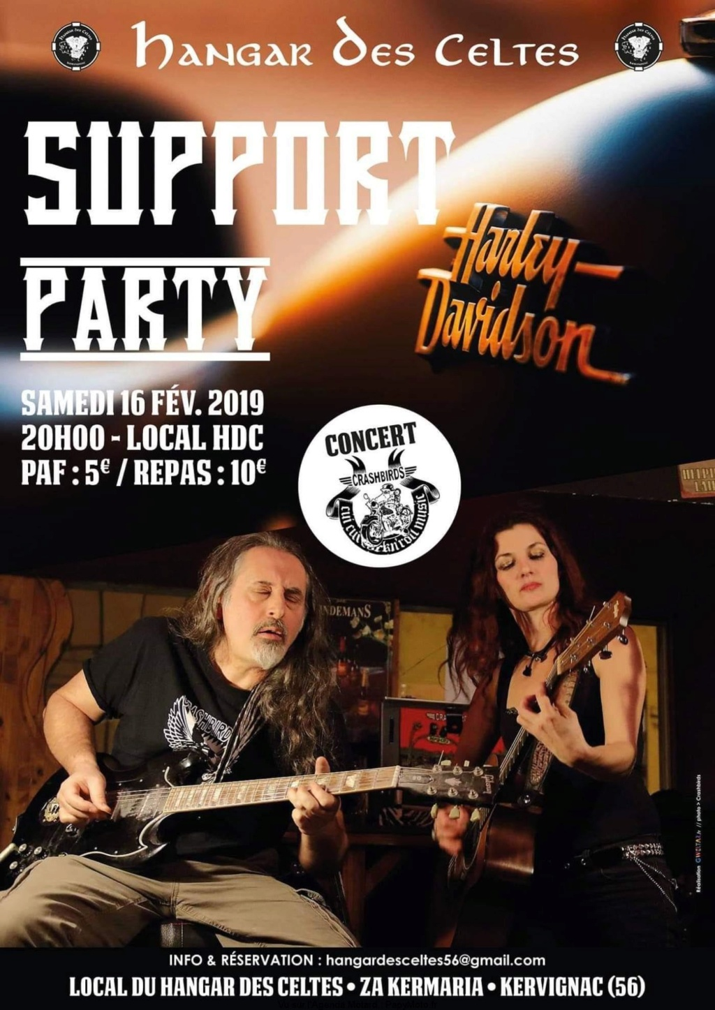 Support Party - Samedi 16 Février 2019 - Kervignac (56) Suppor14