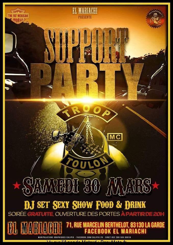 Support Party - Samedi 30 Mars 2019 - La Garde (83130) Suppor21