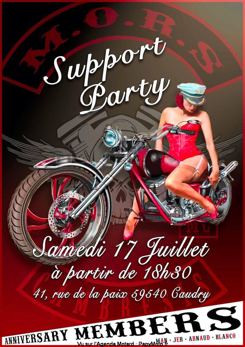 Manifestation - Support  Party - Samedi 17 Juillet 2021 - Caudry (59540) Suppor37