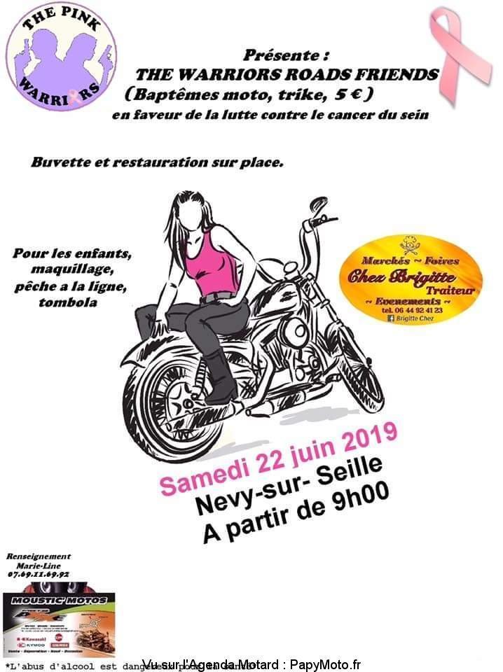 MANIFESTATION - Baptemes Motos Trike - Samedi 22 Juin 2019 - Nevy-sur-Seille (39) The-wa10