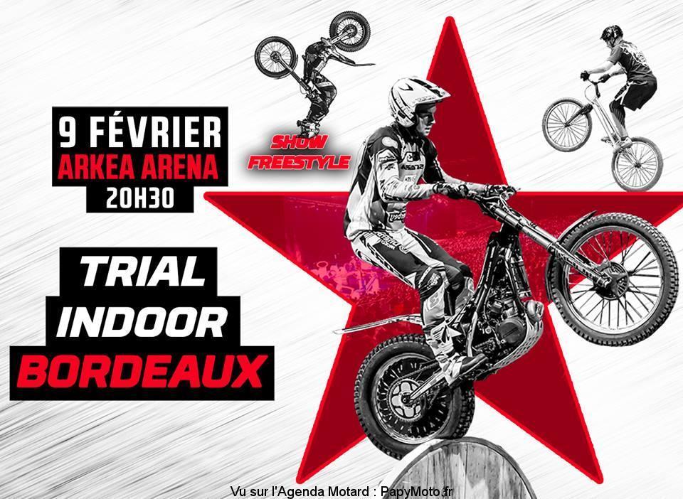 Manifestation - 9 Février 2019 - ARKEA ARENA - BORDEAUX  Trial-10