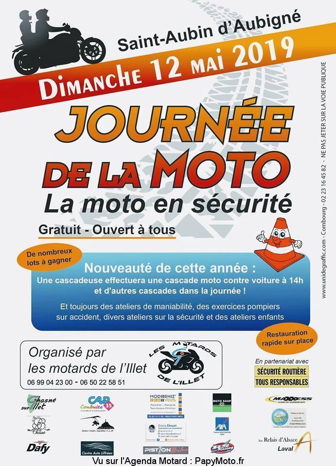 Journée de la Moto - Dimanche 12 Mai 2019 - Saint - Aubin d'Aubigné (35) V10