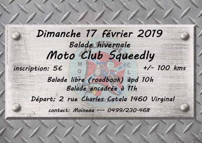Balade Hivernale - Dimanche 17 février 2019 -VIRGINAL ( 1460) BELGIQUE  Virgin10