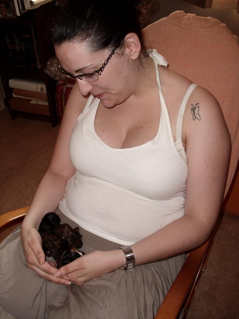 les  bebes sont arriver Dsci0122