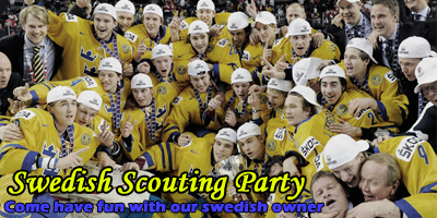 MEGA SWEDISH SCOUTING PARTY Teamsw10