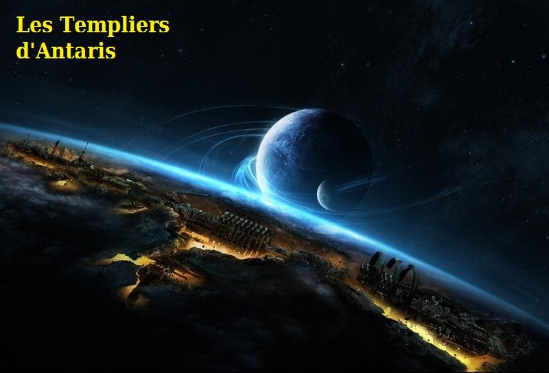 Les Templiers d'Antaris