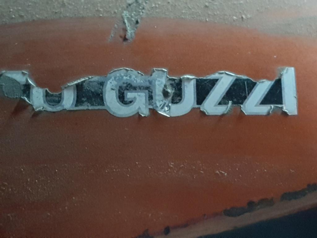 restauration guzzi 50 cross de 1974. 20181210