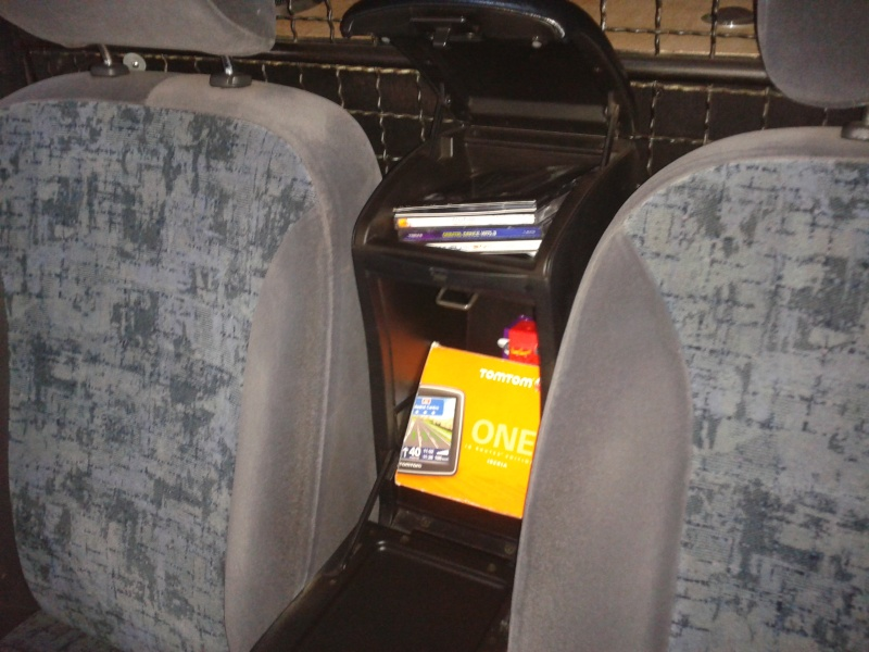 Toyota Corolla CE100 2.0D Starvan - Luis Carlos 2012-115