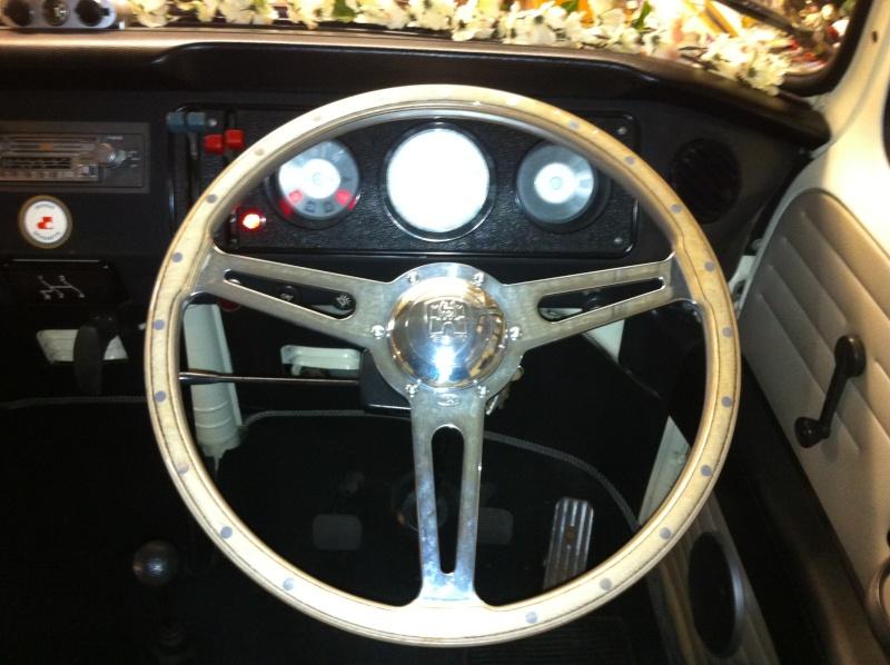 wheel - New Steering Wheel Img_1010