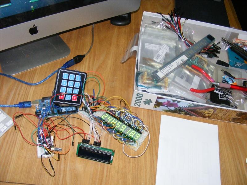 """Tuto Black Bomb Project - """"Créer ses propres circuit imprimé"""" Intégré Dscf1910"""