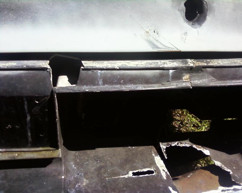 fixing bumber fillers  Laguna19