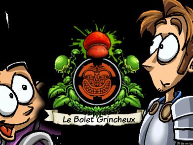 Le Bolet Grincheux