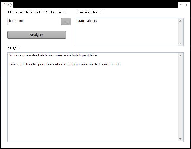 BatchAnalyser [Version 1.0.0.1] Captur12