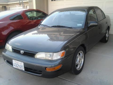 my 1st car :) Coroll12
