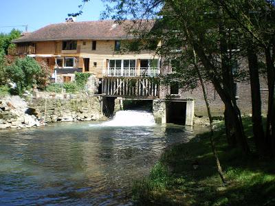 Moulin à eau à vendre en Champagne Ardennes - immobilier.
