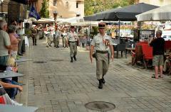 La Saint Michel 2012 s'est déroulée cette année au coeur de Calvi ! Legion10