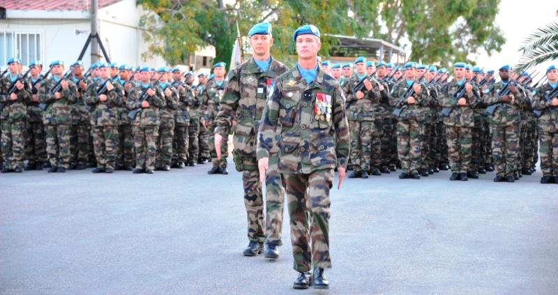 Le 1er RHP de Tarbes célèbre la Saint Michel au Liban St_mic16