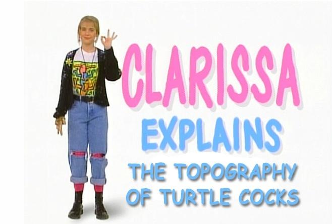 Favorite Mentalcast moment Claris11