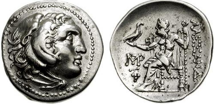 Ma petite tétradrachme d'Alexandre III le grand - Page 2 Chios10
