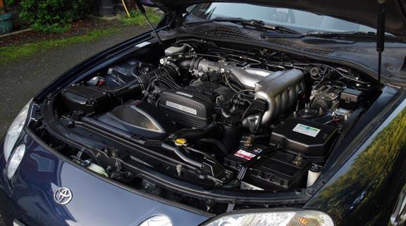 Ma tite Toyota/Lexus SC300 15010510