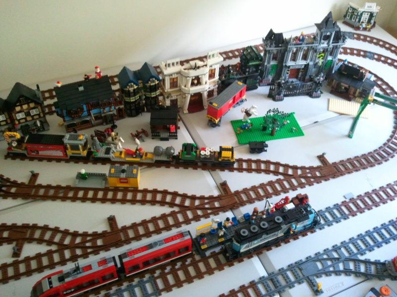 Share your Lego train layout Photo111