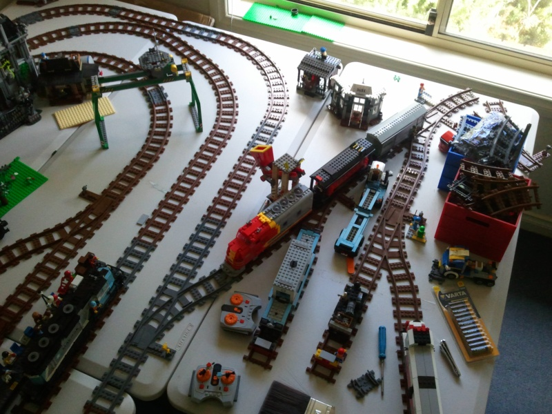 Share your Lego train layout Photo112