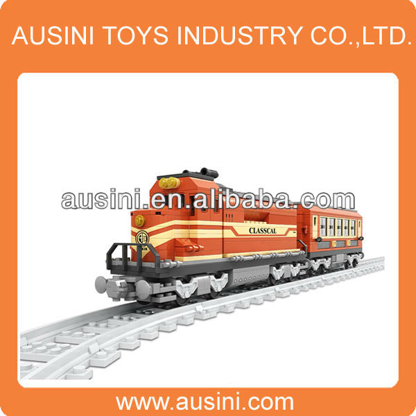 Ausini Trains Plasti10