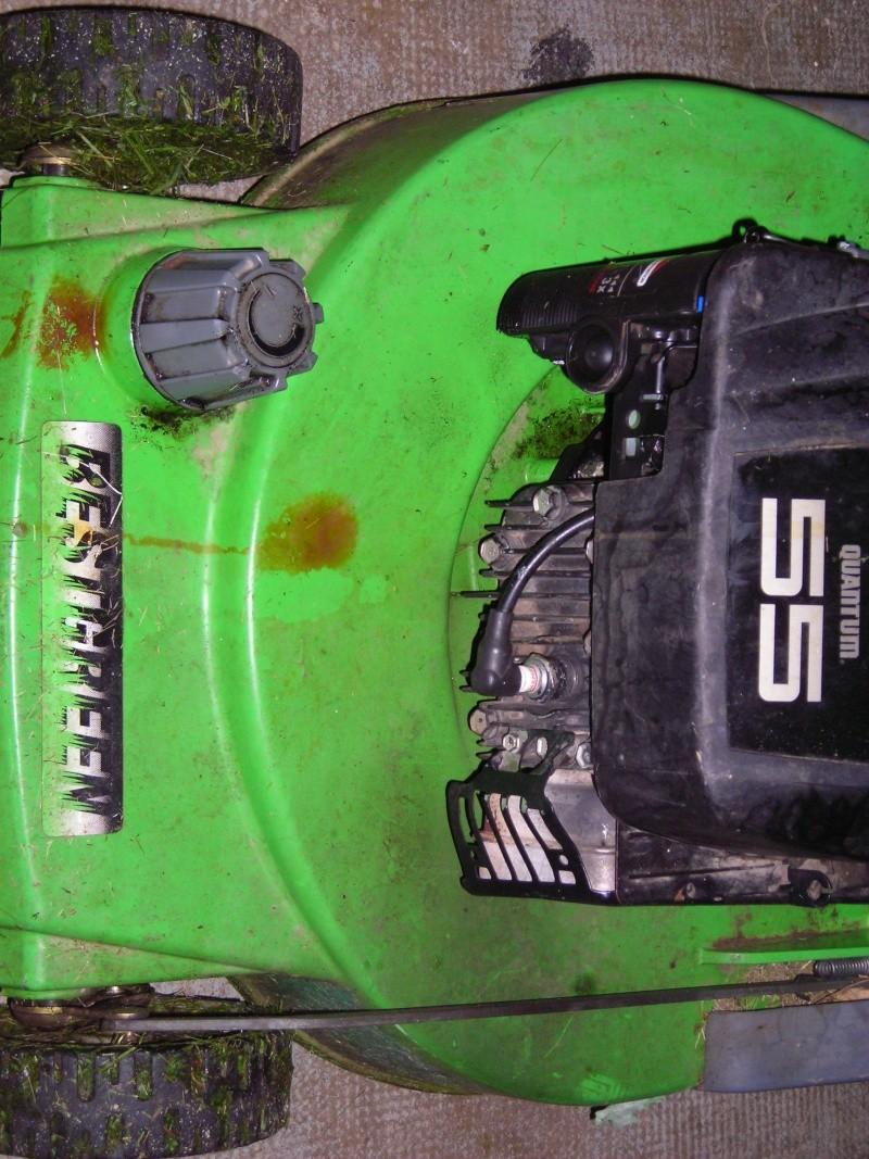 tondeuse auto tractée, traction HS . Dscn4415