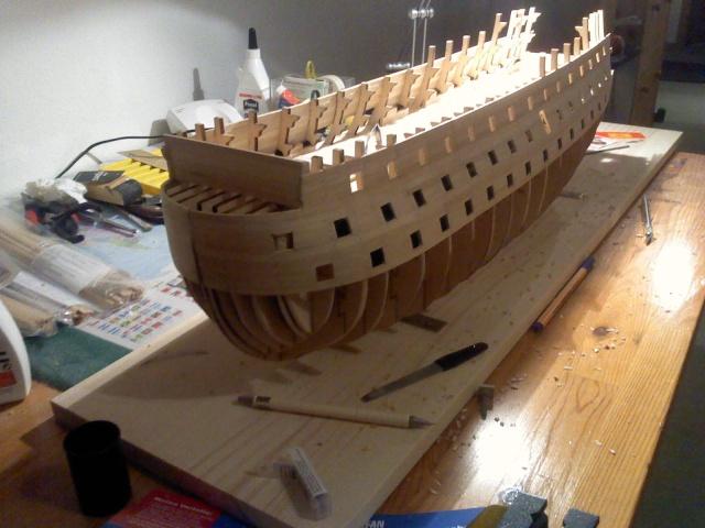 Victory - Baubericht vom Wackeldackel Dsc00019