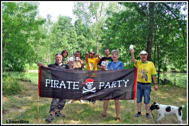 La pirate Party 2013 Pirate11