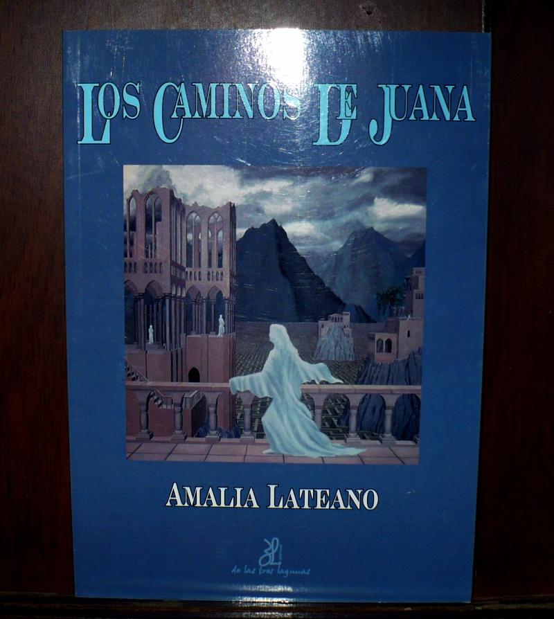 """LIBRO """" LOS CAMINOS DE JUANA"""" P1070110"""