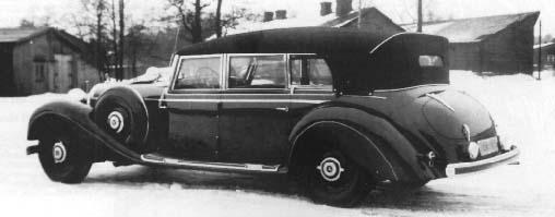 Les Mercedes des années 30/40 - Page 3 Mb110