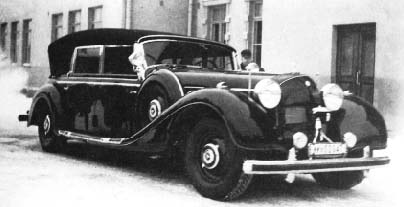Les Mercedes des années 30/40 - Page 3 Mb610