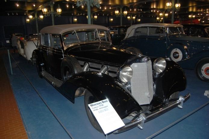 Les Mercedes des années 30/40 - Page 3 Merced10