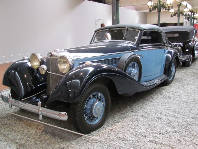 Les Mercedes des années 30/40 - Page 2 Mulhou34