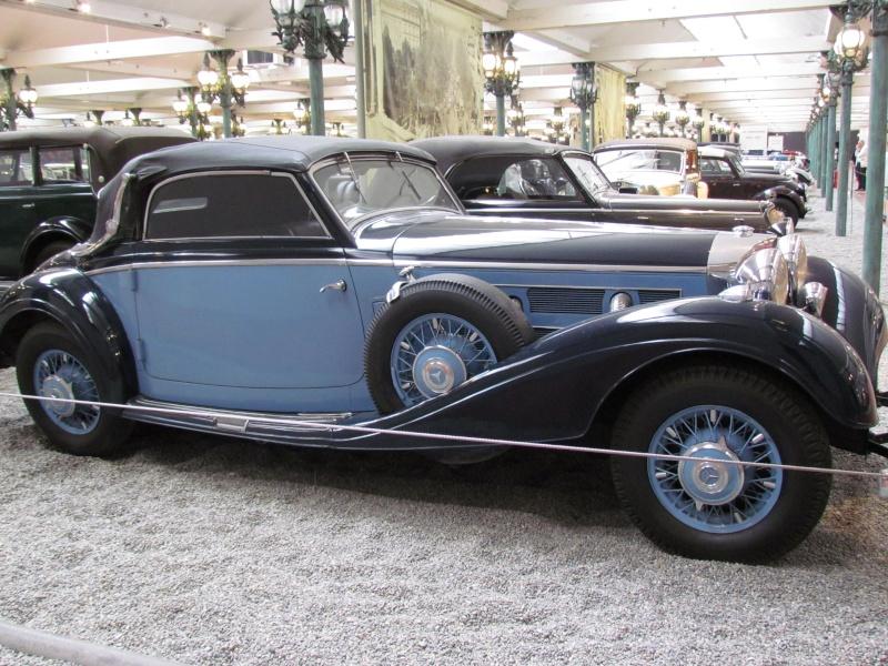 Les Mercedes des années 30/40 - Page 2 Mulhou35