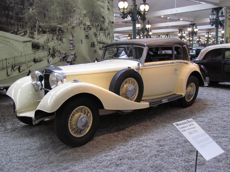 Les Mercedes des années 30/40 - Page 2 Mulhou36