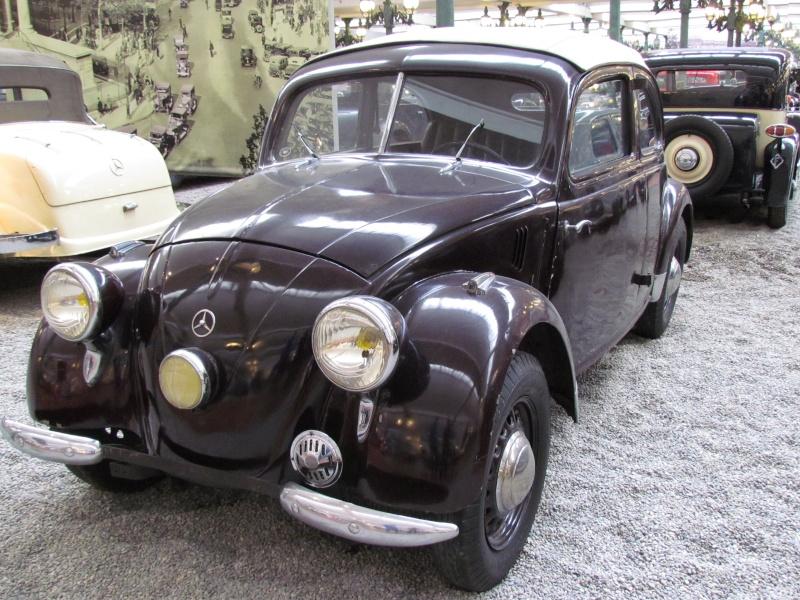 Les Mercedes des années 30/40 - Page 2 Mulhou37