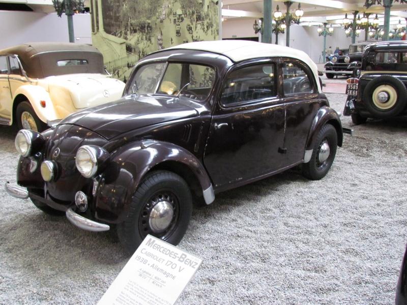 Les Mercedes des années 30/40 - Page 2 Mulhou38