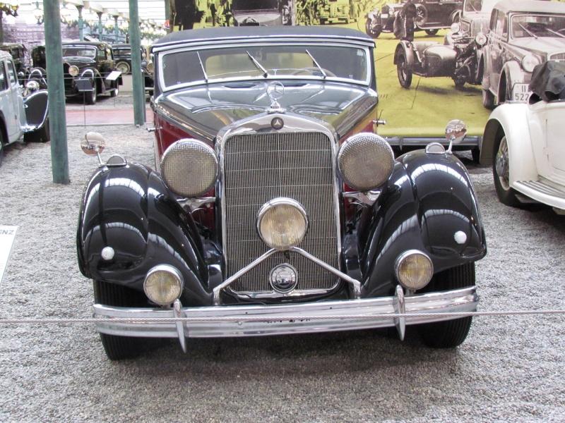 Les Mercedes des années 30/40 - Page 2 Mulhou39