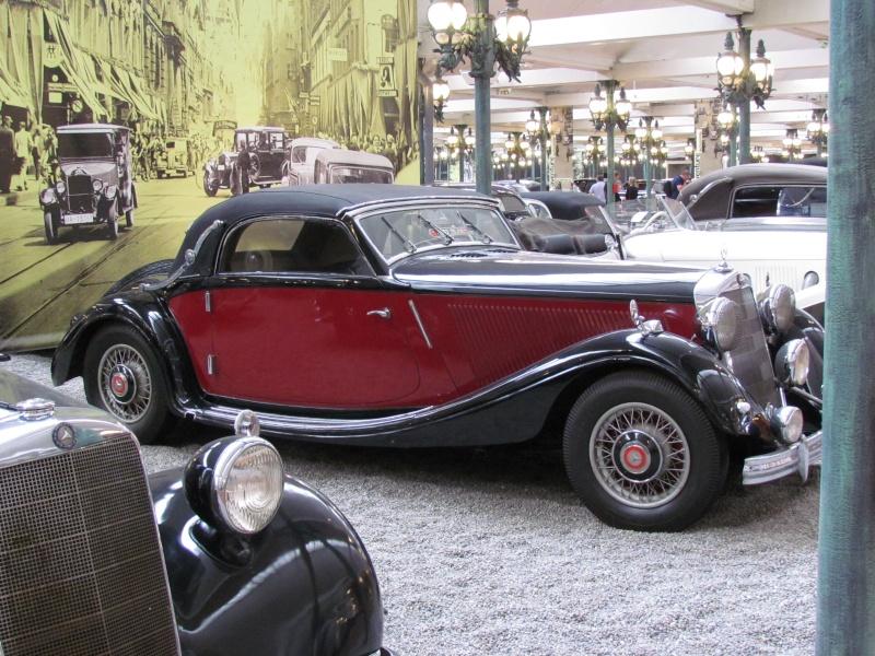 Les Mercedes des années 30/40 - Page 2 Mulhou40