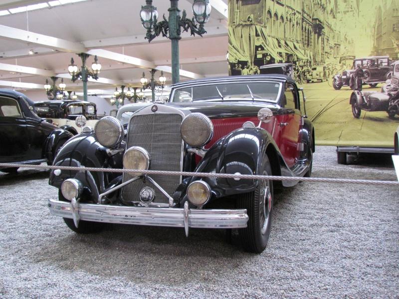 Les Mercedes des années 30/40 - Page 2 Mulhou41