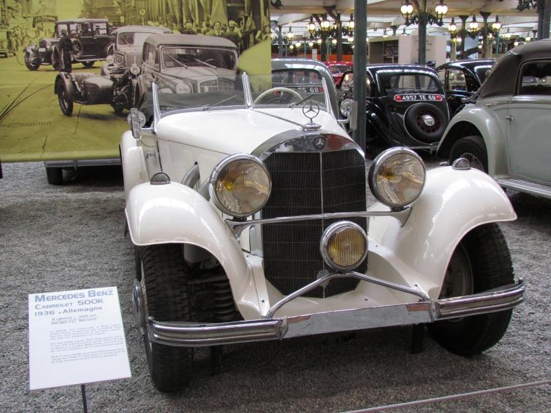 Les Mercedes des années 30/40 - Page 2 Mulhou42