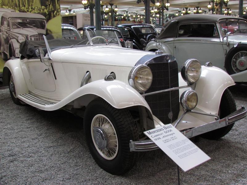Les Mercedes des années 30/40 - Page 2 Mulhou43