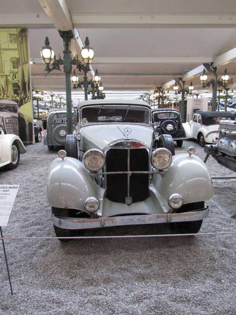 Les Mercedes des années 30/40 - Page 2 Mulhou44